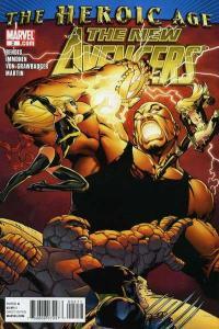 New Avengers (2013 series) #2, NM + (Stock photo)