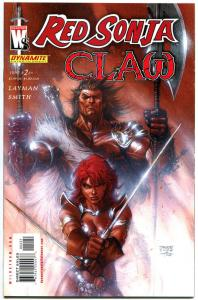 RED SONJA CLAW #2, NM-, Variant, She-Devil, Sword, 2006, more RS in store
