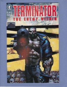 Terminator Enemy Within #3 NM Dark Horse