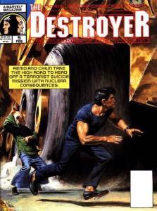 Destroyer (1989 series) #5, VF+ (Stock photo)
