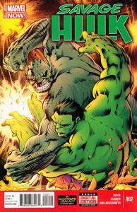 Savage Hulk (2014 series) #2, NM (Stock photo)