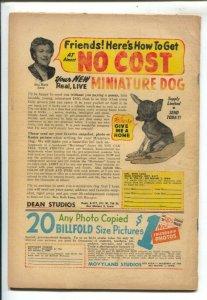 Wild #5 1954-Mad comics imitator-Joe Maneely cover-Daniel Boone-G/VG