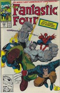 Fantastic Four #348