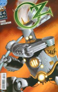 Land of Oz: The Manga #3 VF/NM; Antarctic | save on shipping - details inside