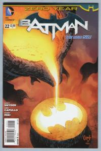 Batman 22 Sep 2013 NM- (9.2) - New 52