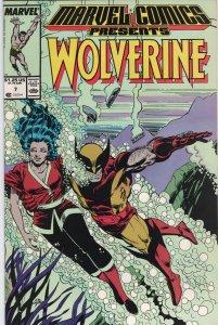 Marvel Comics Presents Wolverine #7 (1988)