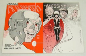 the Messiah Saga #1-2 VF/NM complete series - pinnacle comics print run: 7,000