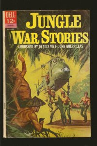 Dell Jungle War Stories #9 (1964)SALVAGED>PLEASE READ NOTE<