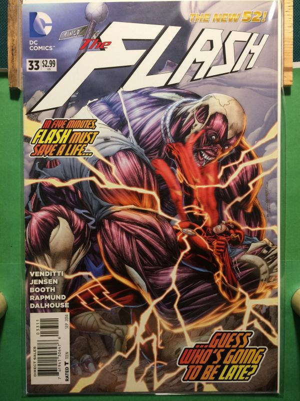 The Flash #33 The New 52