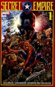 Secret Empire #1 VF/NM; Marvel | save on shipping - details inside