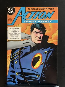 Action Comics Weekly #603 (1988)