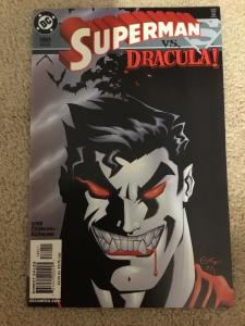 DC Superman Vs Dracula 180 VF