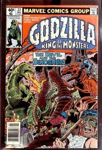 Godzilla #22 (1979)