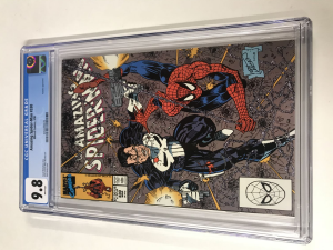 Amazing Spider-Man #330 CGC 9.8