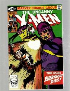 (Uncanny) X-Men # 142 NM- Marvel Comic Book Beast Angel Cyclops Magneto SM19