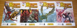 Dragon Prince #1-4 VF/NM complete series - ron marz - image comics A variant set