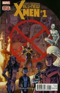 All-New X-Men (2nd Series) #1 VF; Marvel | save on shipping - details inside