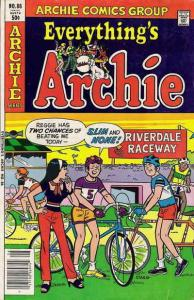 Everything's Archie #86 VG; Archie | low grade comic - save on shipping - detail