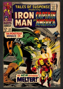 Tales Of Suspense #89 GD/VG 3.0 Iron Man