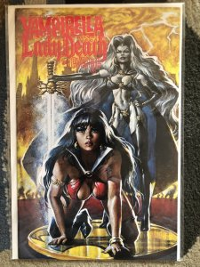 Vampirella #23B (2000) Red Foil Limited to 3,000