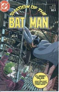 Shadow of the Batman #4, VF+ (Stock photo)