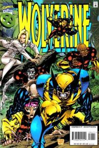 Wolverine (1988 series) #94, NM (Stock photo)
