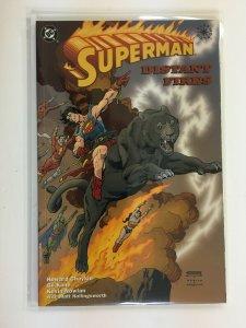 Superman Distant Fires #1 Elseworlds 8.0 VF (1998)