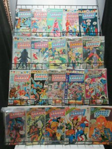 Justice League of America (DC 1975-80) #118-182 Lot 41 Diff Wonder Woman Batman+