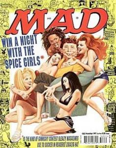 Mad (1952 series) #363, NM + (Stock photo)