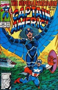 Marvel CAPTAIN AMERICA (1968 Series) #389 VF/NM