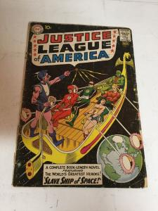 Justice League Of America 3 Gd- Good- 1.8 Cover Detached