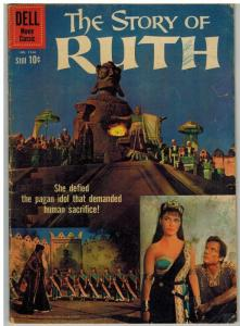 STORY OF RUTH (1961 DELL) F.C.1144 GOOD