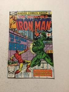 Iron Man 135 NM Near Mint
