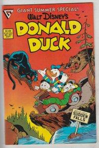 Donald Duck #257 (Sep-87) NM- High-Grade Donald Duck