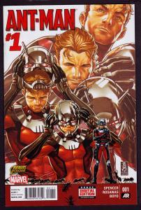 Ant-Man #1 (2015, Marvel)   9.4 NM