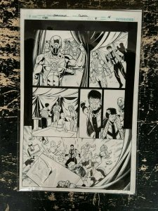 Justice League of America's Vibe Issue 9 Page 16