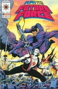 Rai (1992 series) #17, NM- (Stock photo)