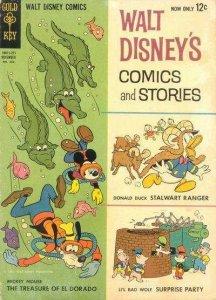 Walt Disney's Comics and Stories #266, Good- (Stock photo)