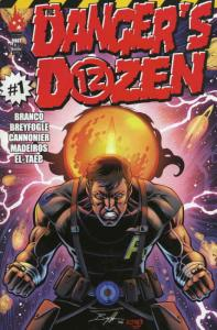 Danger's Dozen, The #1 VF/NM; A First Salvo | save on shipping - details inside