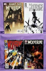 X-Men WOLVERINE 4-Pack David Lapham Mark Millar Jeph Loeb (Marvel, 1994 - 2012)!