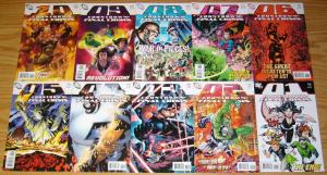 Countdown to Final Crisis #1-51 VF/NM complete series - justice league dc comics