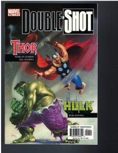 Marvel Double-Shot #1 (DC, 2003)