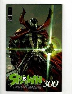 8 Comics Spawn 300 Wildstorm 1 (2 Velvet 13 14 15 Urban Myths 1 Evolution 18 HR8