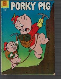 Porky Pig #47 (Dell, 1956) VG/FN