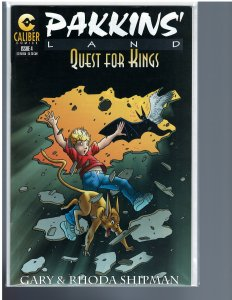 Pakkins' Land: Quest for Kings #4