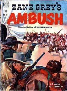 Zane Grey's Stories of the West #9, Fine- (Stock photo)