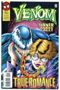 Venom: Sinner Takes All #5 1995-Sin-Eater -VF/NM