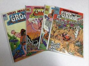 Groo The Wanderer  2 3 4 6 Nm- Near Mint- PC Comics