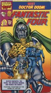 Fantastic Four Meet Doctor Doom ( Marvel)  First Doctor Doom Movie!!!
