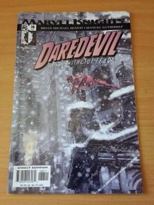 Daredevil #38 (418) ~ NEAR MINT NM ~ 2002 MARVEL COMICS